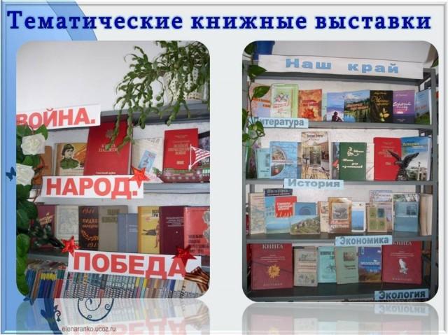 Готовые паспорта выставок скачать книжных